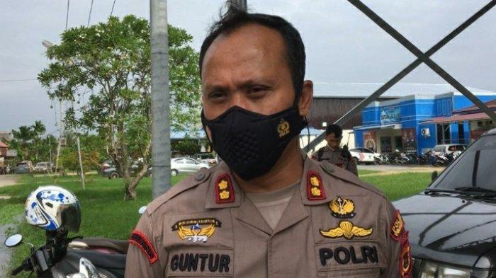 BREAKING NEWS Lagi Gagalkan Pembakar Lahan, Kapolres Tanjabbar: Setop, Petugas Patroli Sudah Disebar