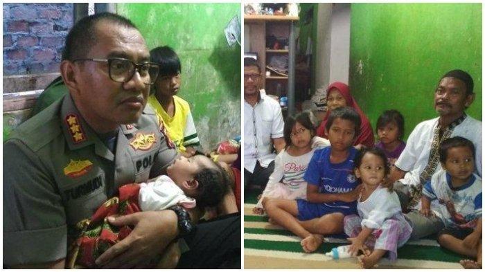 Tangis Kapolresta Balikpapan Pecah, 6 Anak Jadi Yatim Piatu Dalam Sekejap