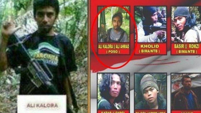 11 Orang Teroris Jaringan MIT Pimpinan Ali Kelora Diburu, Foto-fotonya Disebar Polisi, Simak Ini Dia