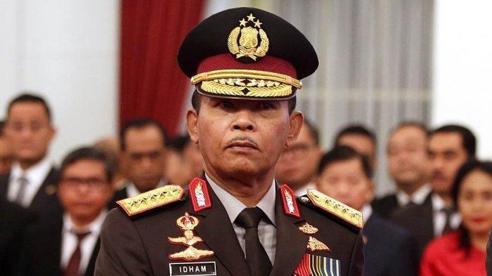 Kapolri Jenderal Pol. Idham Aziz akan pensiun pada Februari 2021, sosok penggantinya masih jadi pertanyaan.