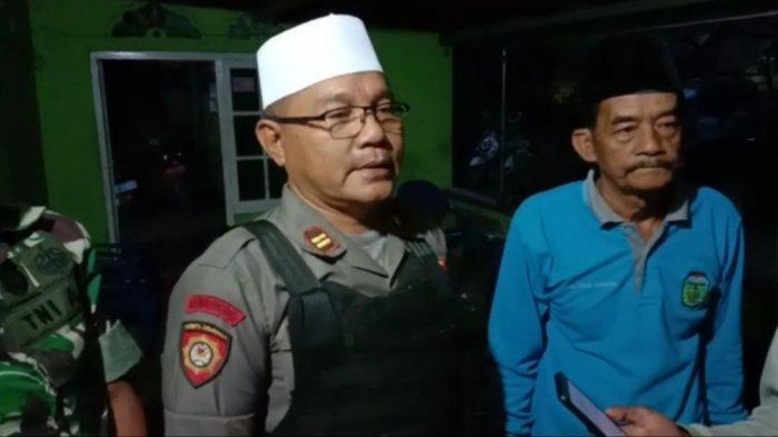 BREAKING NEWS Jenazah Terduga Teroris Asal Tebo Tiba di Rumah Duka, Disambut Isakan Tangis Keluarga