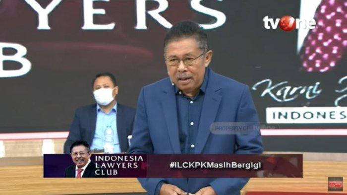 Misteri Tema ILC TV One Malam Ini, Karni Ilyas Belum Umumkan Isu Panas yang Bakal Dibahas