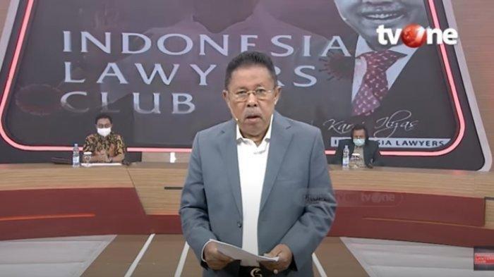 SERU! Ini Narasumber yang Hadir di ILC TV One Malam Ini, Detik-detik Menteri Jokowi Digaruk KPK