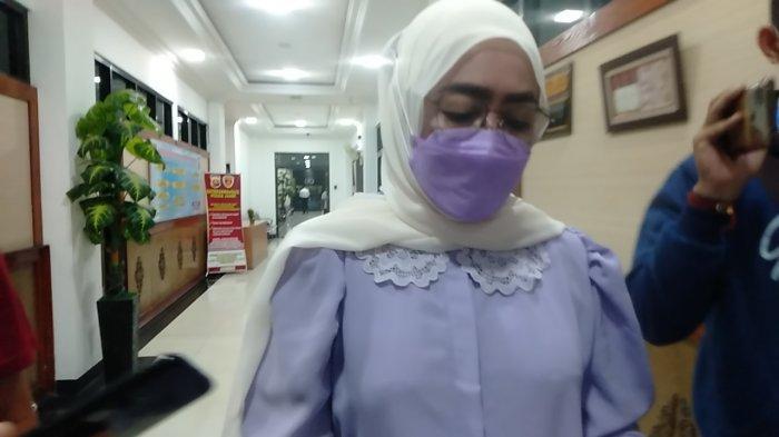 Pengakuan Karyani Usai Diperiksa KPK di Polda Jambi Sebut Uang Ketok Palu RAPBD Diambil EH