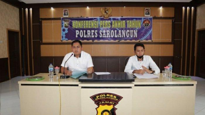 Pengungkapan Kasus Tipikor di Sarolangun Menurun, 2020 Dana Desa dan P2DK 700 Jutaan Dikembalikan