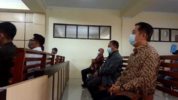 Agus Rubiyanto Mengaku Lupa, Mantan Ketua DPRD Tebo Ini Dicecar Serahkan Uang Rp500 Juta