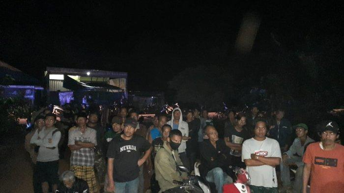 Kasus Lahan SK Tol Muarojambi Tak Kunjungan Usai, Puluhan Warga Datangi PN Sengeti Minta Keadilan