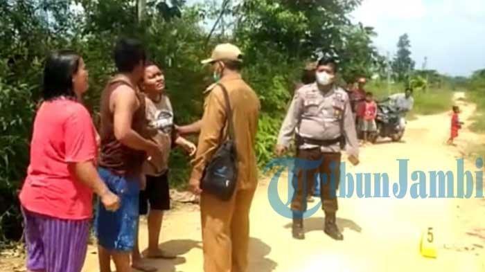 Penangkapan Pembunuh Tigor Nainggolan Berlangsung Dramatis, Polisi Sisir Puluhan KM di Pelosok Tebo