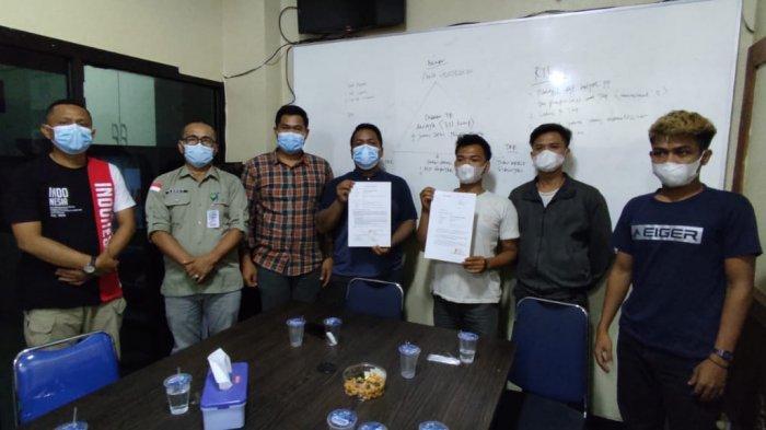 BREAKING NEWS Kasus Pemukulan oleh Oknum Anggota Satpol PP Kota Jambi Berujung Damai