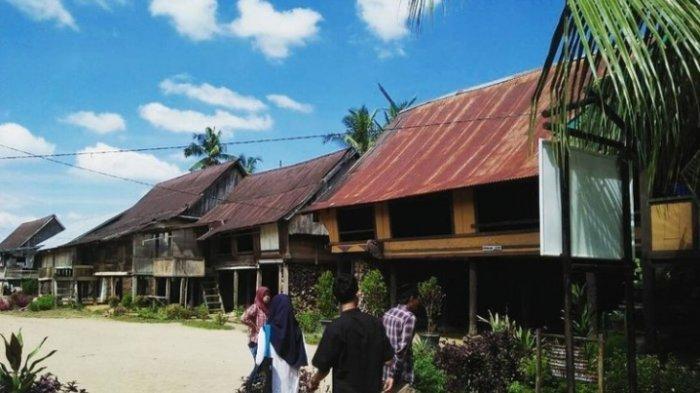 Kawasan Rumah Tuo Rantau Panjang, Dari Mengenal Budaya dan Tradisi Hingga Lokasi Fotografi