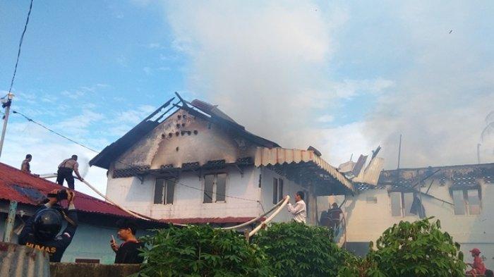 Peristiwa Masjid Terbakar di Kota Jambi, Indra Dibawa Ke RSJ