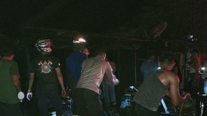 Kerugian Akibat Kebakaran di Rimbo Bujang Ditaksir Mencapai Ratusan Juta Rupiah