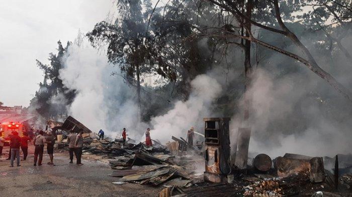 Agustus-September 2021 Terjadi 11 Kali Kebakaran di Merangin