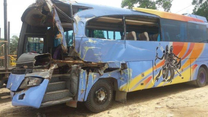 Jasa Raharja Tanggung Biaya Perawatan Korban Lakalantas Bus di Tebing Tinggi