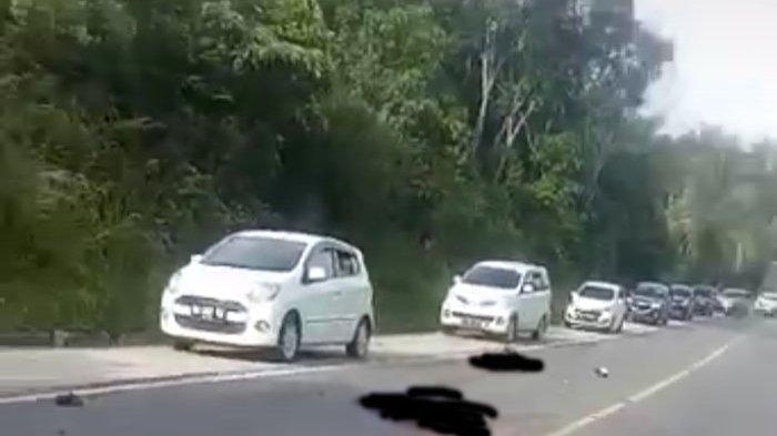 Kecelakaan Maut di Muarojambi, Dua Pengguna Jalan Meninggal Dunia di Kilometer 61