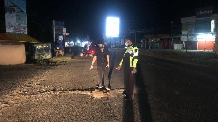 Kecelakaan Jambi, Seorang Remaja di Desa Mendalo Indah Tewas Akibat Terlindas Truk