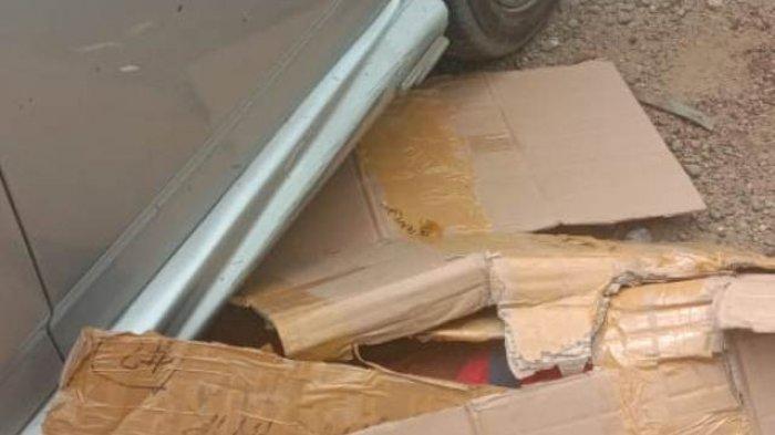 Korban Kecelakaan di Bungo Sempat Terseret Minibus 20 Meter Sebelum Meninggal di Lokasi