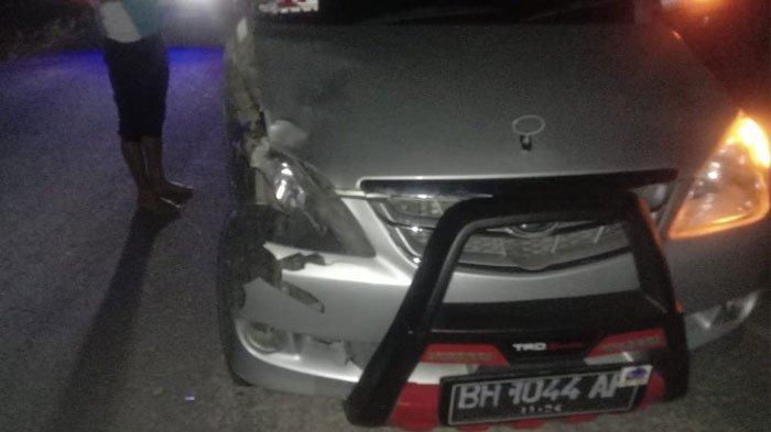 Kecelakaan Maut di Bungo, Tiga Cewek SMA Tewas Seketika di Jalan Poros Kuamang Jaya
