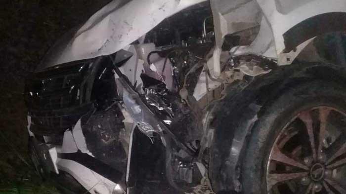 Kecelakaan Maut di Pulau Rengas Merangin, Pengendara Honda Beat Tewas di Tempat