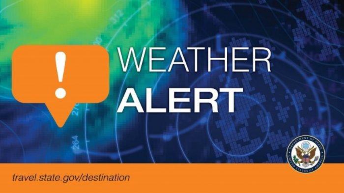Prakiraan Cuaca Harian 22 November 2020 Lengkap 33 Kota Besar Indonesia, Bengkulu Siang Hujan Petir