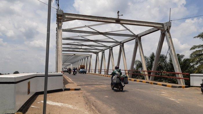 Jadwal Buka Tutup Jembatan Batanghari I Mulai 1 Desember, Perhatikan Waktunya
