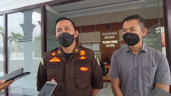 Sidang Perdana Dugaan Korupsi di Dinas Damkar Sarolangun Digelar