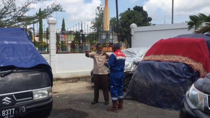 Puluhan Ton Minyak Dari Kasus Ilegal Driling di Batanghari Diserahkan ke Negara Melalui PT Pertamina