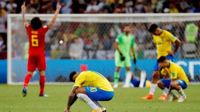 Kutukan Selama 60 Tahun Untuk Tim dari Amerika Selatan, Setelah Argentina & Brasil Tersingkir