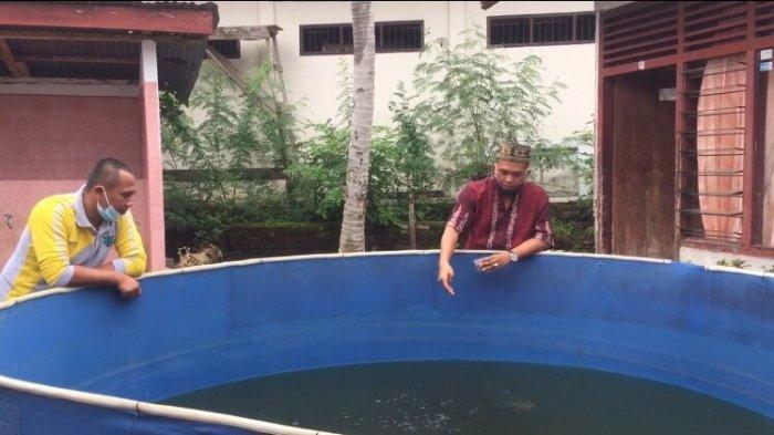Kelompok Tani di Batanghari Dapat Bantuan 20 Ribu Benih Ikan Nila, Lele dan Patin dari DAK