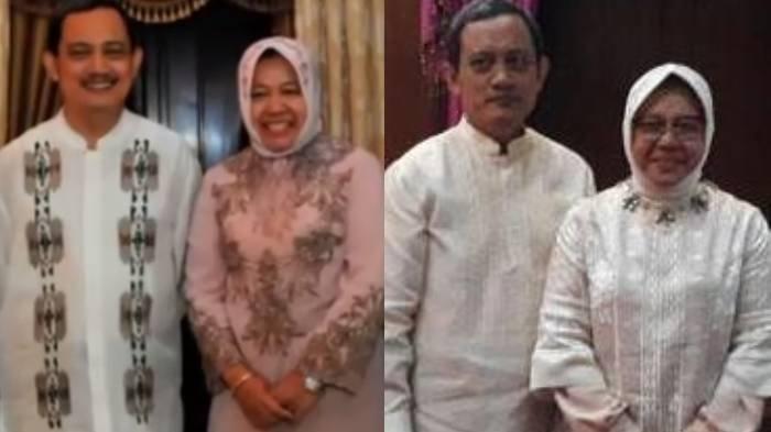Jarang Muncul di Publik, Ini Sosok Djoko Saptoadji Suami Wali Kota Surabaya Tri Rismaharini