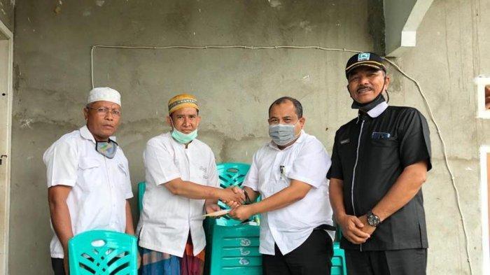 PTPN VI Beri Bantuan Pada Keluarga Korban Puting Beliung