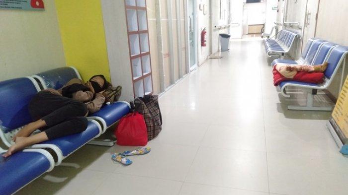 Kisah Yuli yang Khawatir Tertular Covid-19 dari Pasien Lain, Kala Jaga Sang Ayah di Rumah Sakit