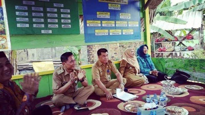 Kelurahan Simpang III Sipin, Tetap Fokus dan Utamakan Pelayanan Optimal