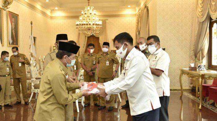 Kemenko Polhukam Perhatikan Provinsi Jambi Dalam Upaya Gerakan Indonesia Tertib