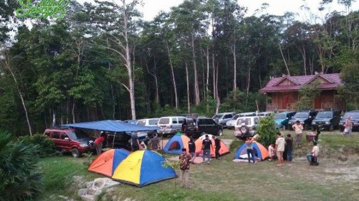 Liburan Bersama Keluarga di Akhir Pekan, Wisata Alam Sebapo Menghadirkan Nuansa Alam