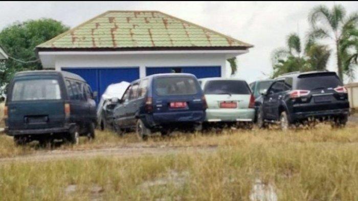 Resmi Diumumkan, 70 Mobil Pemkab Muarojambi Dilelang Secara Online