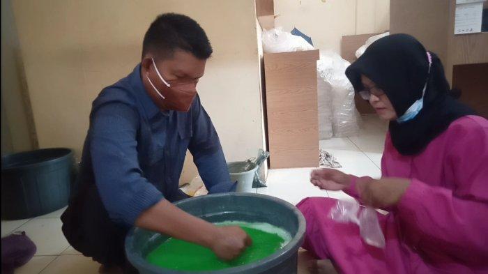 Kenzie sabun cuci piring telah memiliki agen hampir di seluruh kabupaten yang ada di Provinsi Jambi.