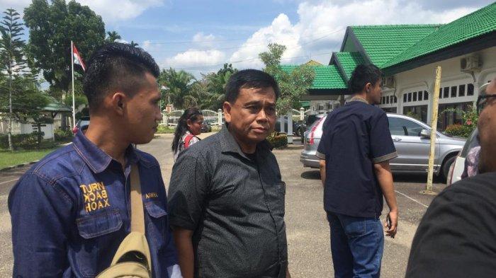 OTT di BKD Muarojambi, Suryadin Minta YS Transparan dan Buka Semua ke Penyidik