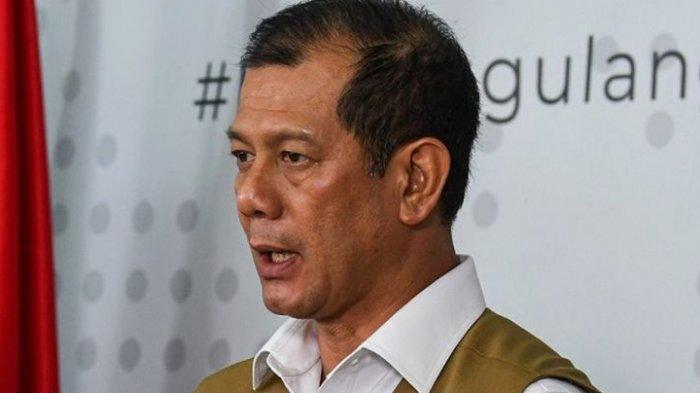 Kasus Aktiv Covid-19 Meningkat, Angka Kesembuhan Menurun, Doni Munardo Ingatkan Upaya Pencegahan