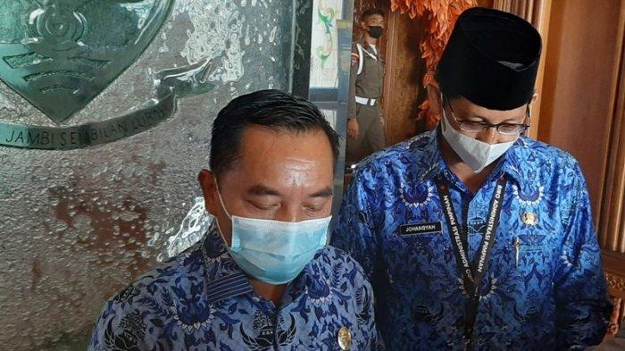 Penderita Komorbid Perlu Pernyataan,Realisasi Vaksinasi di Provinsi Jambi 73,58 Persen