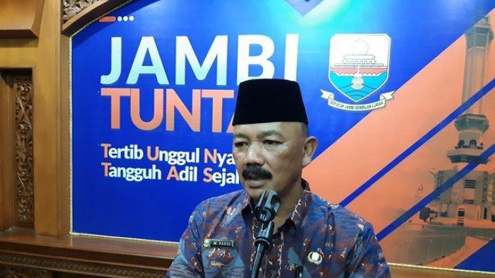 Peresmian Jembatan Rantau Limau Manis Tunggu Jadwal dari Pj Gubernur Jambi