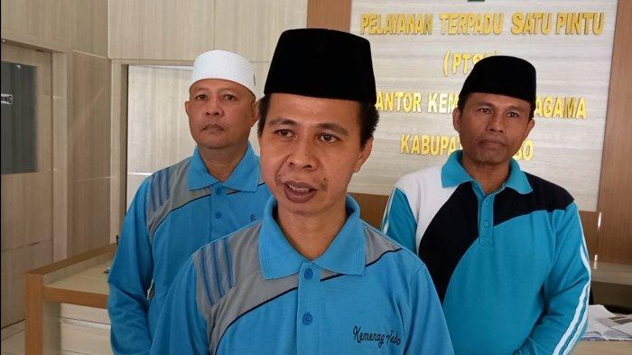 Batalnya Pemberangkatan Haji, Menambah Daftar Tunggu Haji di Tebo Hingga 30 Tahun