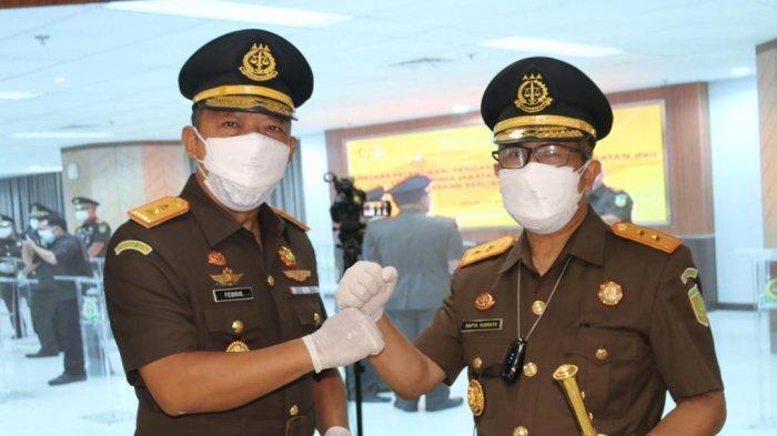 Kepala Kejati Jambi Sapta Subrata Dilantik Jaksa Agung