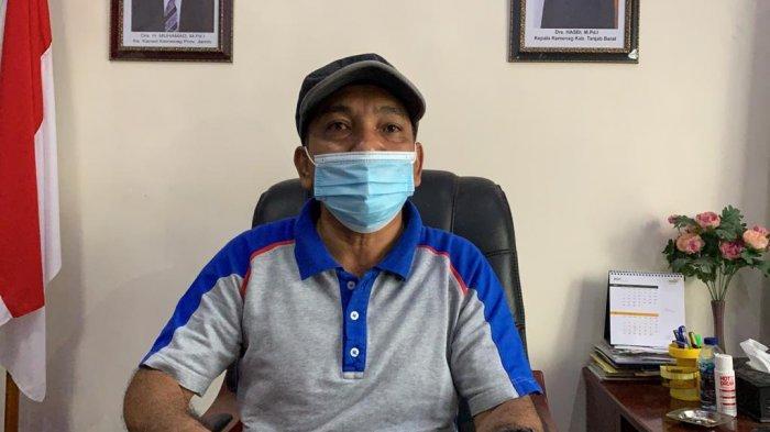 CJH Belum Dipastikan Berangkat, Kemenag Tanjabbar Koordinasikan Persiapan Vaksin