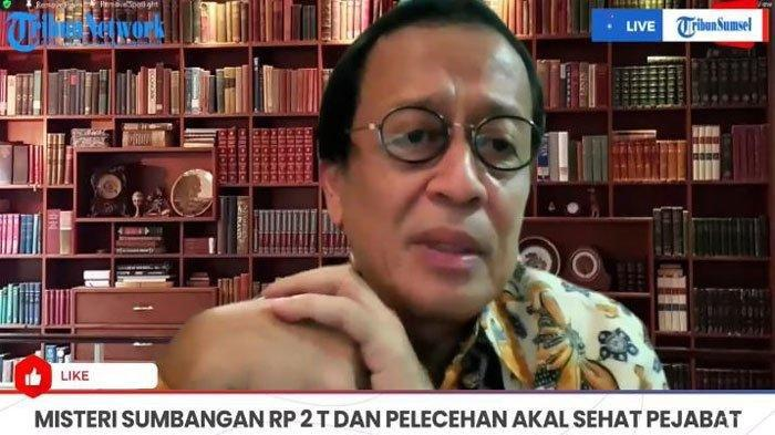 WAWANCARA EKSKLUSIF Kepala PPATK Soal Transaksi Keuangan Rp2 Triliun Akidi Tio