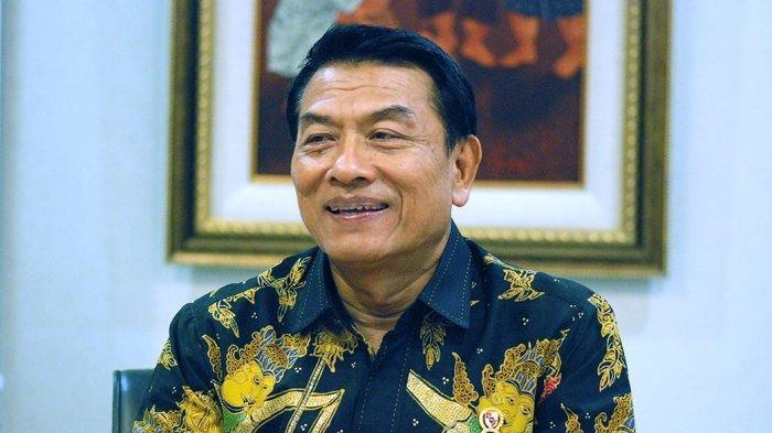 Jokowi Diminta Pecat Moeldoko, Pengamat: Jika Presiden Diam Dugaan Keterlibatan Istana Benar