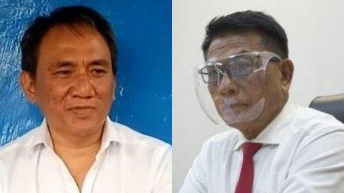 Andi Arief Sebut Moeldoko, Orang Dekat Jokowi Mau Ambil Alih Kepemimpinan Demokrat dari AHY