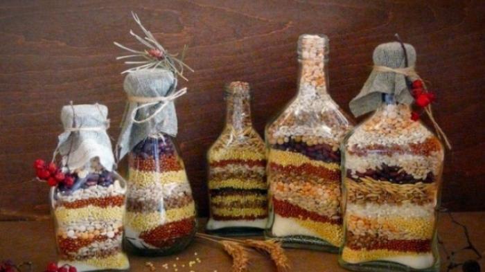 Foto 20 Ide Ide Kreatif Dari Botol Untuk Dekorasi Rumah Anda Tribun Jambi