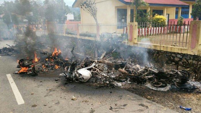 Pelaku Kerusuhan Antar Desa di Kerinci Terancam Dua Pasal Berbeda