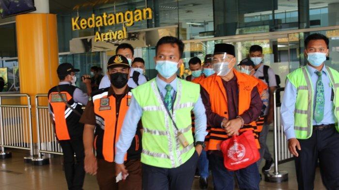 Dipindah Dari Rutan KPK, Tiga Mantan Anggota DPRD Provinsi Jambi Ini Langsung Dibawa ke Lapas Jambi
